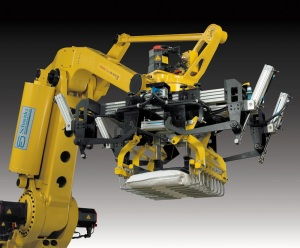 Mercer Milling robotic packaging system